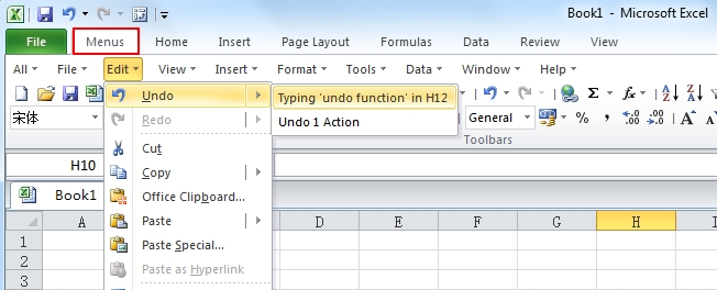 why is my insert button not working in excel