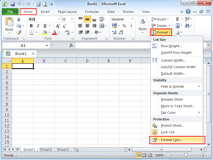 Where is Specify Decimal Place in Excel 2007, 2010, 2013, 2016, 2019