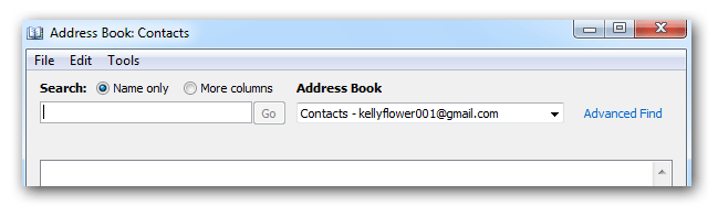 Where Is Address Book In Office 2007 2010 2013 And 365