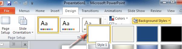 Word 2007 hintergrund design