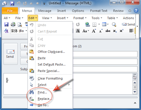 how to change language in microsoft outlook 2007