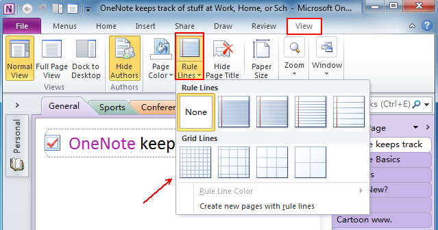 templates for onenote 2010 - where is format in microsoft onenote 2010 2013 and 2016