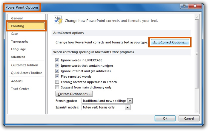 Where is AutoFit in Microsoft PowerPoint 2007, 2010, 2013, 2016