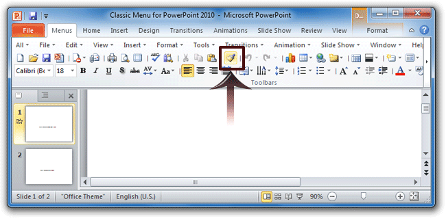 microsoft word how to get home bar to stay