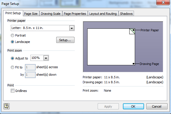 if you have not using classic menu for office - Windows Visio 2013