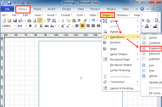 Download where is shape menu in microsoft visio 2010 2013 for Visio gantt chart template