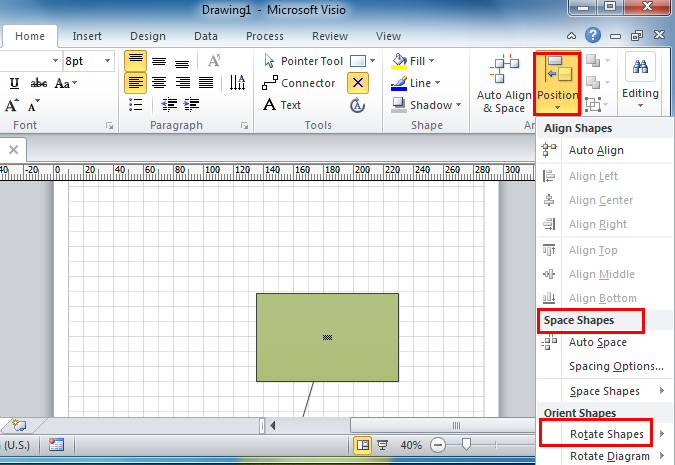 Home Design Shapes For Visio