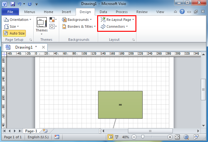 Where is Shape Menu in Microsoft Visio 2010, 2013, 2016, 2019 and 365