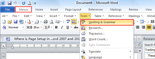 how to add spell check in excel 2007 4 3 spell check