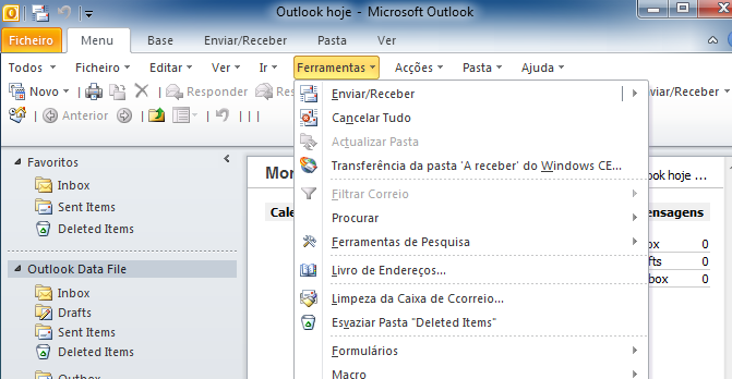 how to download outlook 2010