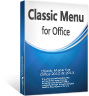 box of Classsic Menu for Office 2010