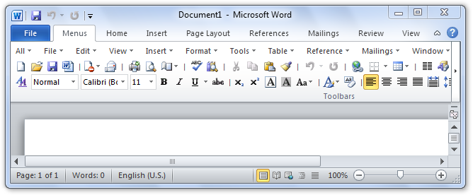 difference of tools menu between word 2003  word 2007 and word 2010